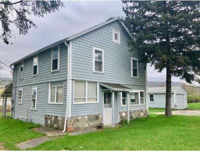 Windsor Multi Family Home For Sale: 1124 Old State Route 17