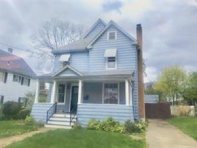 Binghamton Single Family Home For Sale: 13 Pearl Ave