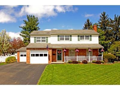 Endicott Single Family Home For Sale: 2717 Manhattan Drive