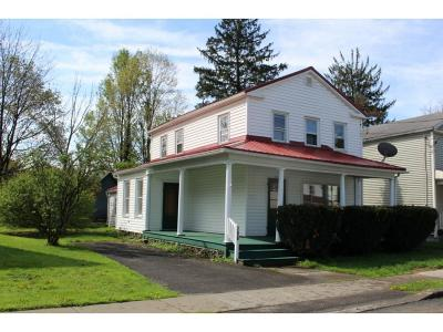 Owego Single Family Home For Sale: 208 Temple Street