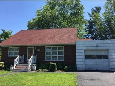Vestal Single Family Home For Sale: 208 Vestal Road