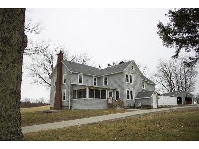 Owego Single Family Home For Sale: 2435 Waits Road