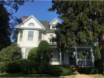 Binghamton Single Family Home For Sale: 39 Beethoven Street
