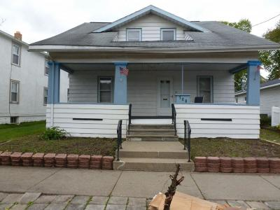 Endicott NY Single Family Home For Sale: $95,000