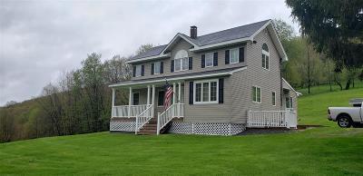 Deposit Single Family Home For Sale: 257 Oquaga Lake Rd