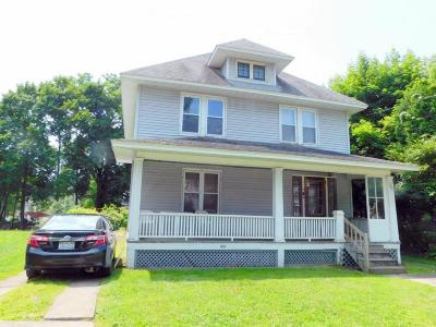 Binghamton Single Family Home For Sale: 39 Floral Avenue
