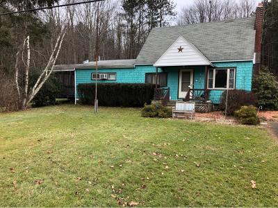 Windsor Single Family Home For Sale: 435 Fox Farm