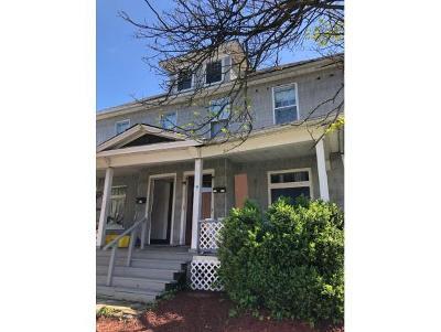 Binghamton Multi Family Home For Sale: 138 Laurel