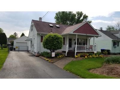 Broome County, Cayuga County, Chenango County, Cortland County, Delaware County, Tioga County, Tompkins County Single Family Home For Sale: 321 First Ave