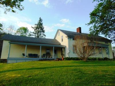 Newark Valley Single Family Home For Sale: 1319 Blodgett Road