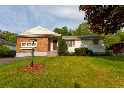 Binghamton Single Family Home For Sale: 18 Frederick Rd