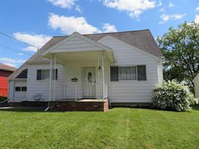 Endwell Single Family Home For Sale: 3632 Lorne Dr.