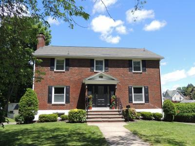 Binghamton Single Family Home For Sale: 100 Riverside Drive