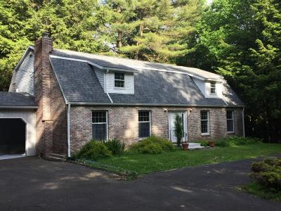 Single Family Home For Sale: 206 Pleasant Hill Road