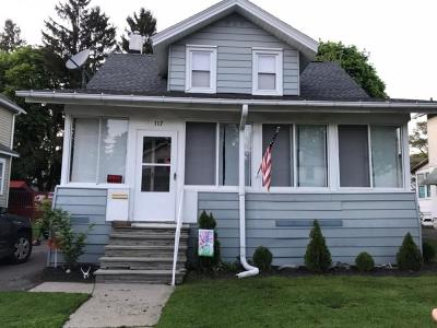 Endicott Single Family Home For Sale: 117 Wendell St W