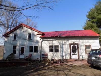 Newark Valley NY Single Family Home For Sale: $149,900