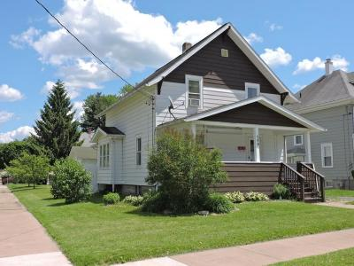 Endicott Single Family Home For Sale: 408 Page Ave