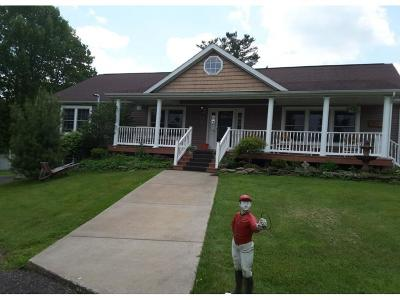 Binghamton Single Family Home For Sale: 545 Morgan Rd