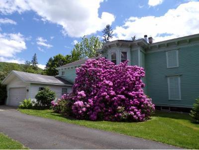 Deposit Single Family Home For Sale: 16 Main