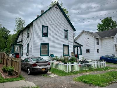 Waverly Multi Family Home For Sale: 6 Pine St
