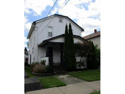 Johnson City Single Family Home For Sale: 120 Thomas