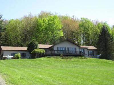 Bradford County Single Family Home For Sale: 3226 Cadis Rd