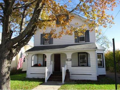 Single Family Home For Sale: 302 Squires Avenue
