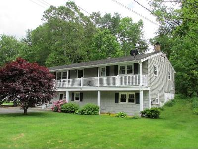 Chenango Single Family Home For Sale: 34 Woodland Drive