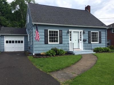 Endicott Single Family Home For Sale: 2201 Richmond Rd.