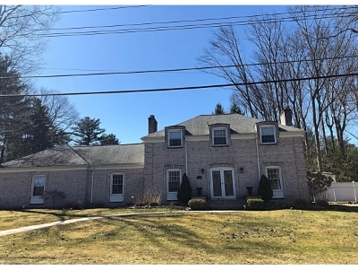 Broome County, Cayuga County, Chenango County, Cortland County, Delaware County, Tioga County, Tompkins County Single Family Home For Sale: 269 Ridgefield Rd
