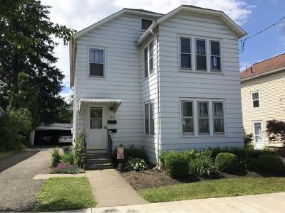 Endicott Multi Family Home For Sale: 304 Edward Street