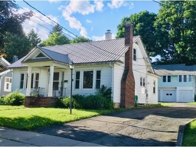 Endicott Single Family Home For Sale: 109-109.5 Valley St