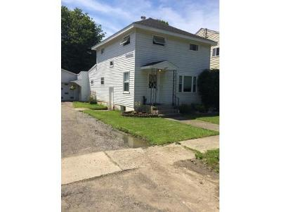 Newark Valley Single Family Home For Sale: Watson St Central Ave
