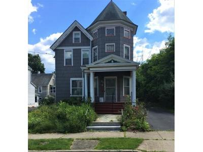Binghamton Multi Family Home For Sale: 21 Ayres