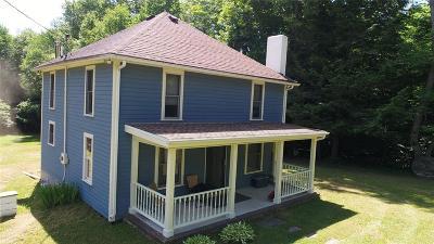 Candor Single Family Home For Sale: 141 Briggs Allen Road