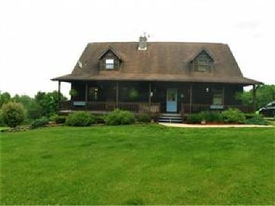 Maine Single Family Home For Sale: 97 + 99 Corson Rd.