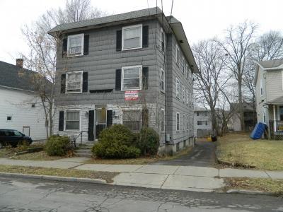Johnson City Multi Family Home For Sale: 80 Allen Street