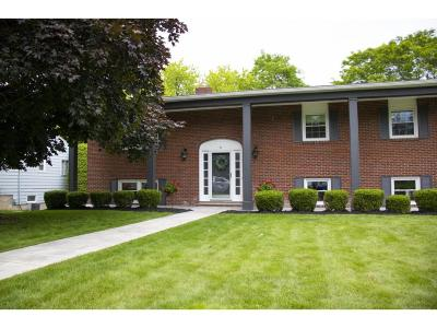 Binghamton Single Family Home For Sale: 16 Devon Blvd