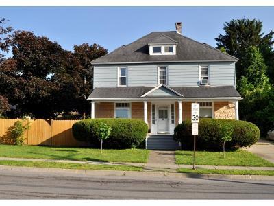 Binghamton Single Family Home For Sale: 1260 Vestal Ave