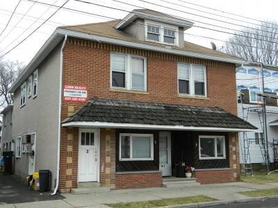 Johnson City Multi Family Home For Sale: 52 Broad Street N