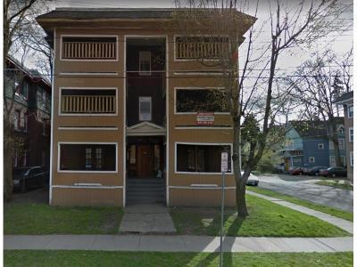 Binghamton Multi Family Home For Sale: 27 Charlotte Street