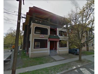 Binghamton Multi Family Home For Sale: 25 Charlotte Street