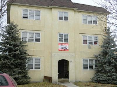 Binghamton Multi Family Home For Sale: 193 Matthews Street