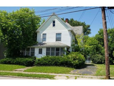 Endicott Single Family Home For Sale: 112 Jefferson Ave