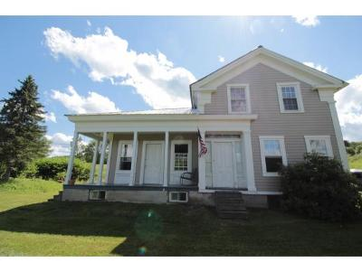 Chenango Single Family Home For Sale: 209 County Rd 1