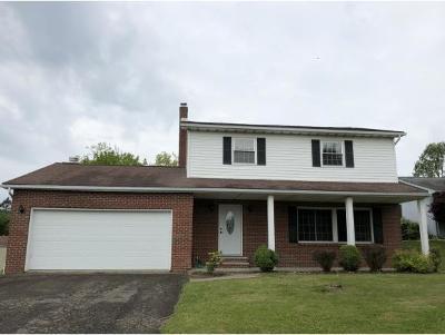 Endicott NY Single Family Home For Sale: $189,000