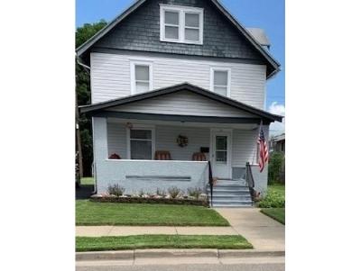 Endicott NY Single Family Home For Sale: $108,900