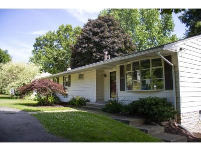 Binghamton Single Family Home For Sale: 1433 River Road
