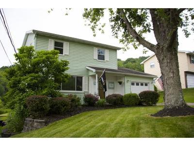 Johnson City Single Family Home For Sale: 71 Deyo Hill Road