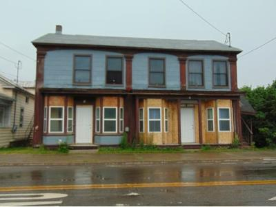 Tioga County Multi Family Home For Sale: 4-6 Main St